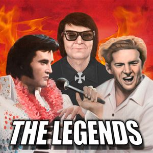 Concert - The Legends. 60's and 70's Comeback Special