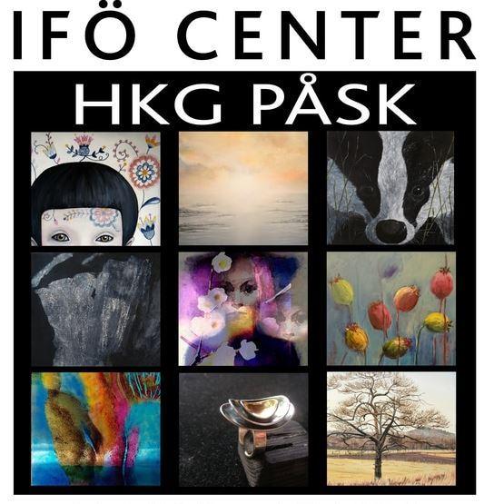 HKG,  © HKG, Påskutställning i Sparbankshallen