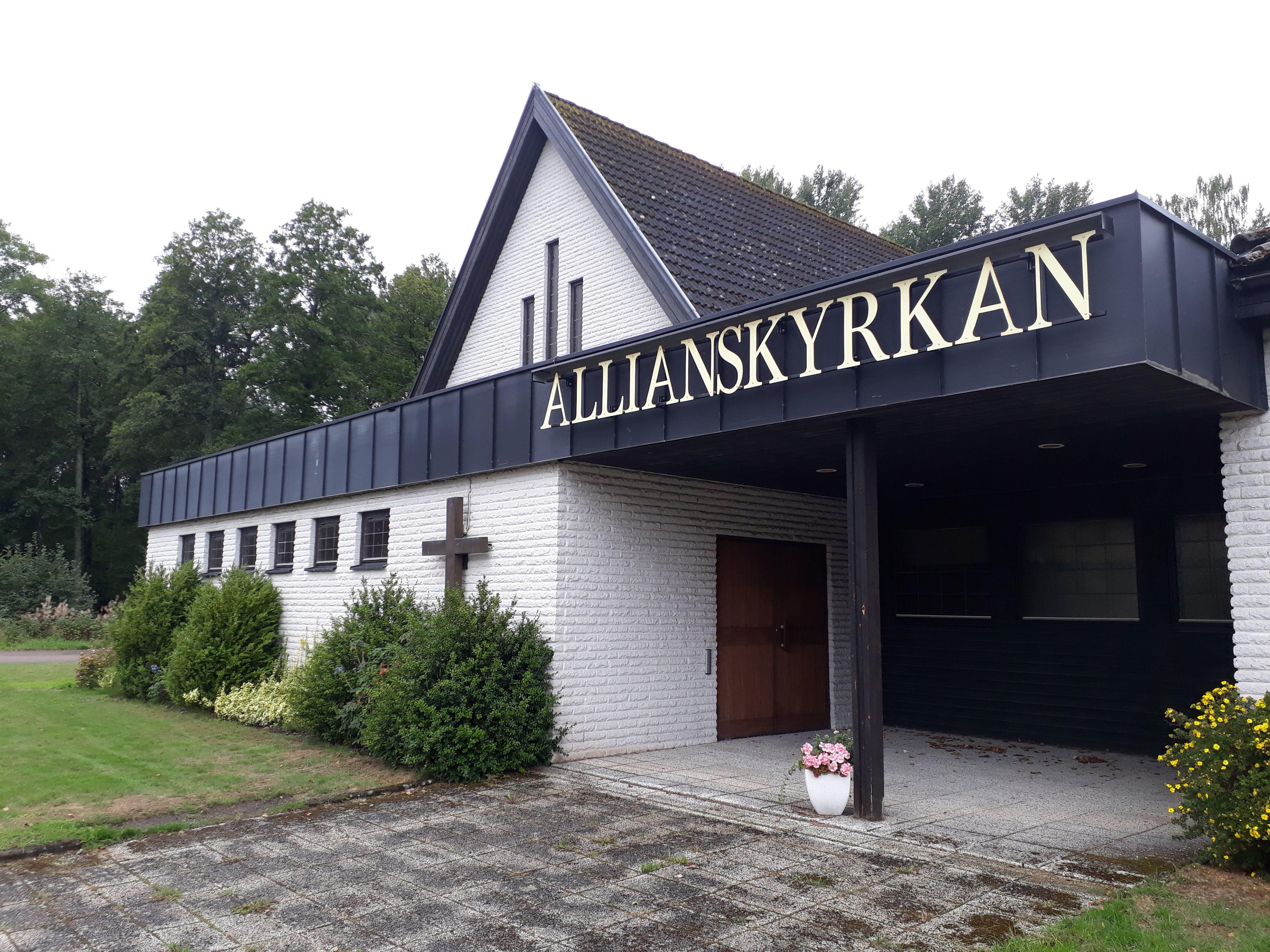 Allianskyrkan i Ljungby