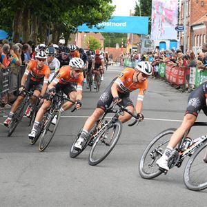 © Folketidende, DM i Cykling U23 Samlet Start i Nysted