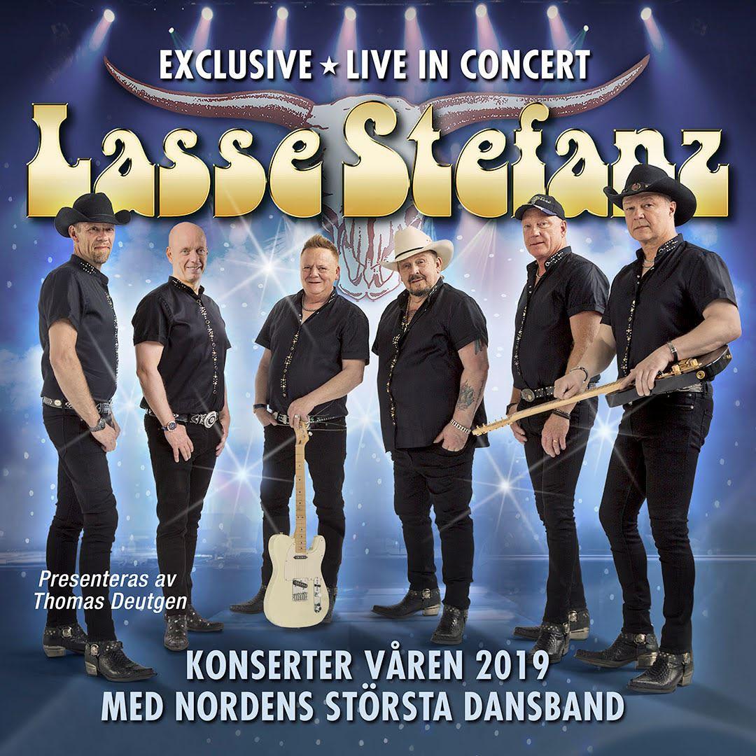 Lasse Stefanz exclusive - de första ljuva åren