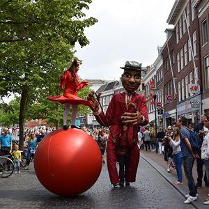 Gadeteaterfestival i Nykøbing