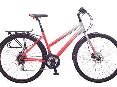 Unisex bicycles