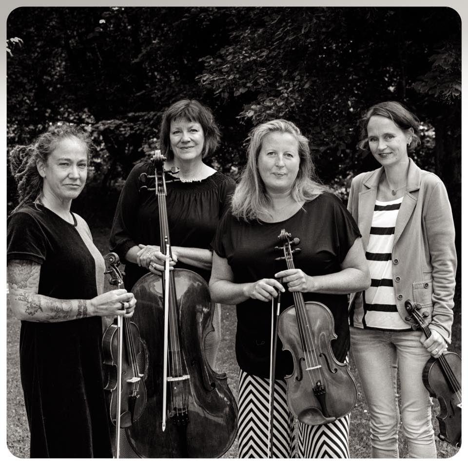 Klassisk konsert med Minervakvartetten