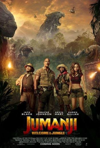Jumanji - Ungdomsfilm fr 11 år