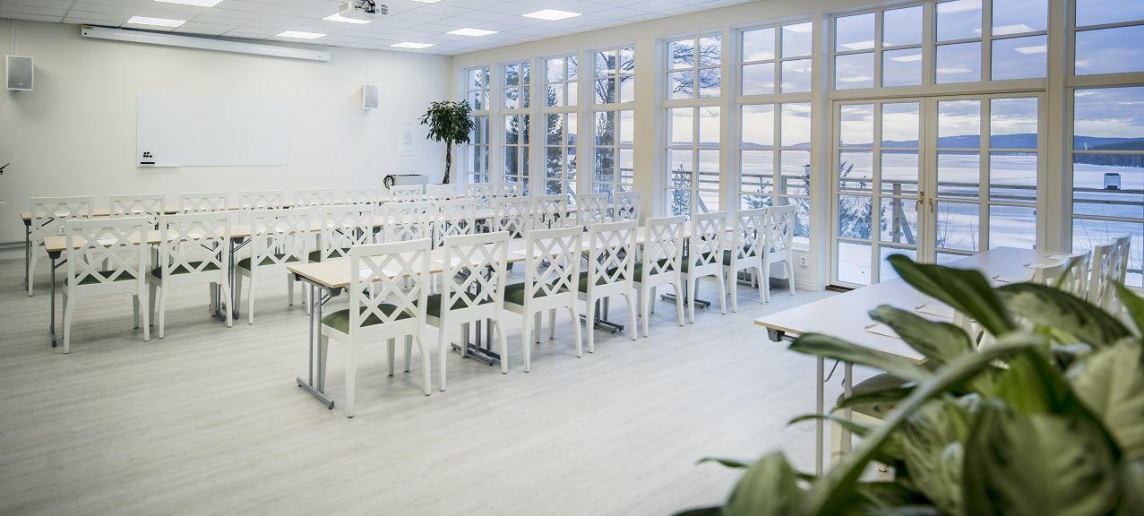 Katarina Hansson, Konferens hos Orbaden Spa & Resort