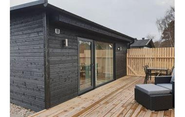 Åhus - Modern guest house in Åhus with 4 beds. - 2879