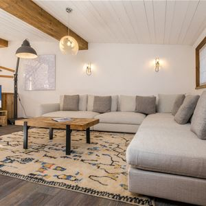 6 rooms 12 people / CHALET LE FLOCON (mountain of dream)