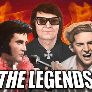 The Legends - Alive in Concert