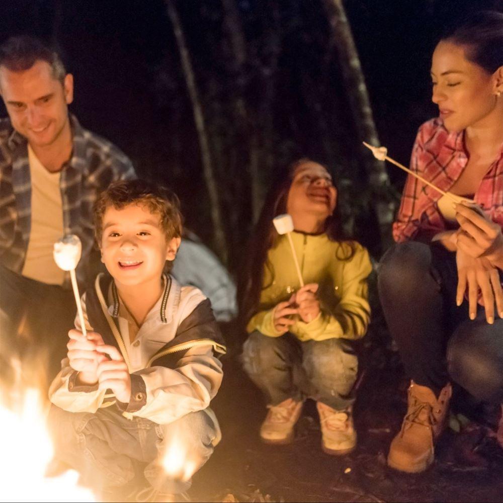 Camp Oak boendepaket