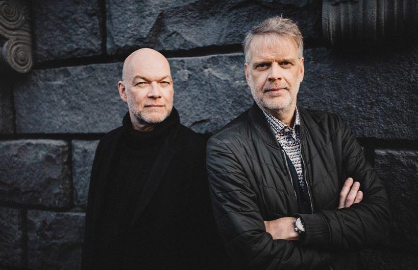 Möt Hans Rosenfeldt och Michael Hjorth - moderator Kerstin Bergman
