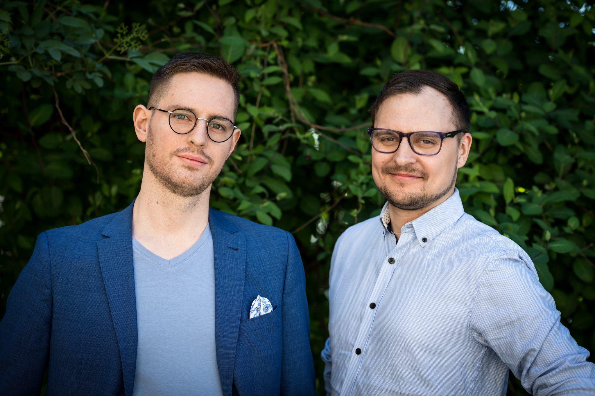 Sören Vilks,  © Sören Vilks, Författarbesök med Christian Ploog och Totte Löfström
