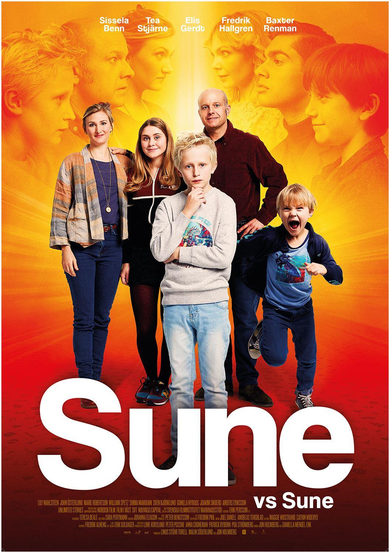 Sportlovsbio: Sune vs Sune