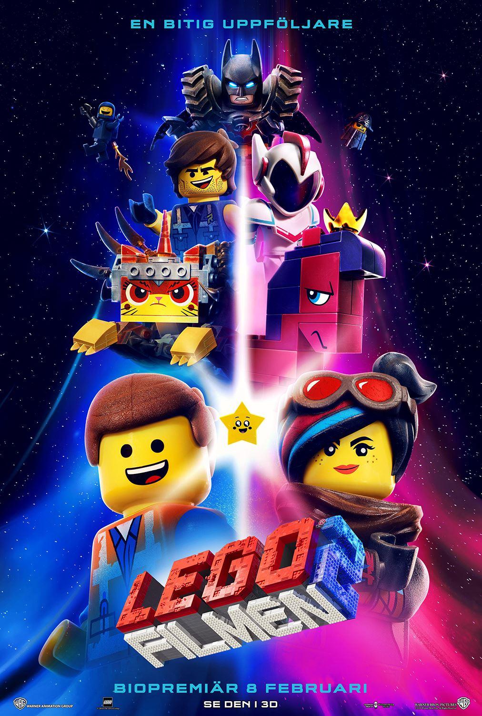 Sportlovsbio: Lego® Filmen 2