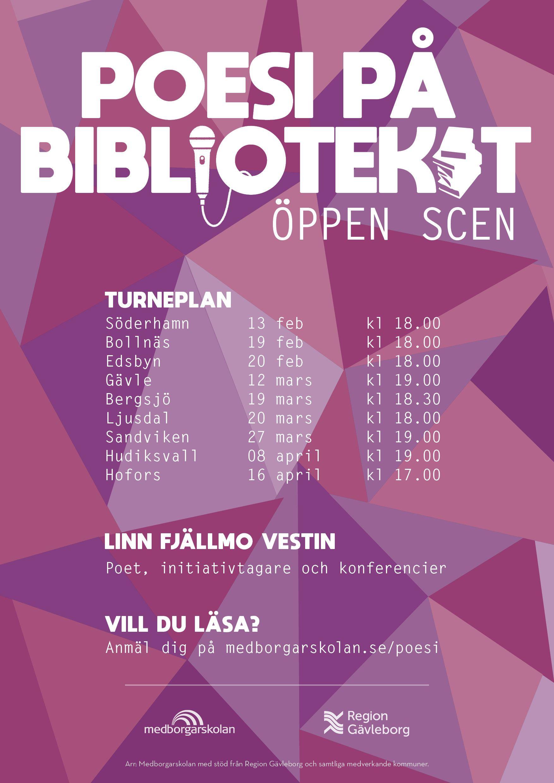 Öppen scen, bergsjö, poesi, biblioteket,  © Öppen scen, bergsjö, poesi, biblioteket, Öppen scen, bergsjö, poesi, biblioteket