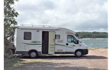 Slottsbron - Comfortable camperfor 2 people can be delivered to the O-ring - 5709
