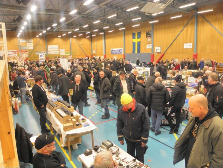 Mid Sweden Swap - marknad i Gnarp