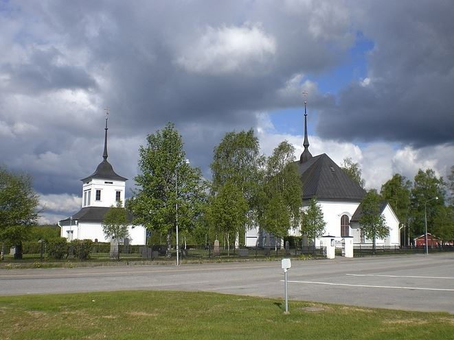 Nysätra church