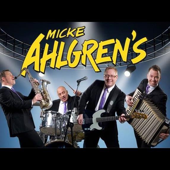Dans med Micke Ahlgrens