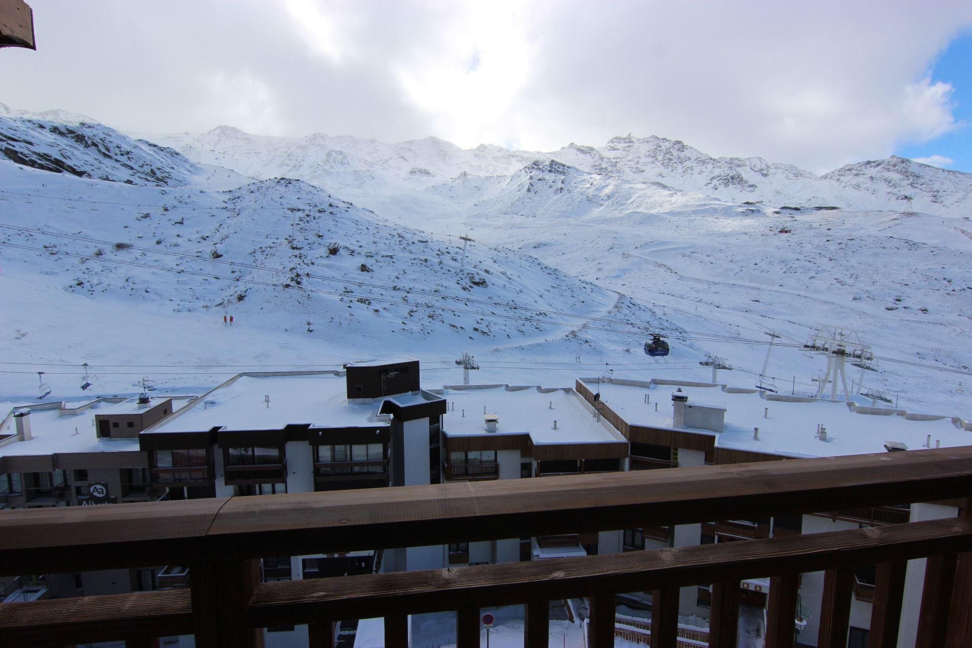 HAUTS DE CHAVIERE A30 / STUDIO 3 PERSONNES - 2 BRONZE SNOWFLAKES - VTI