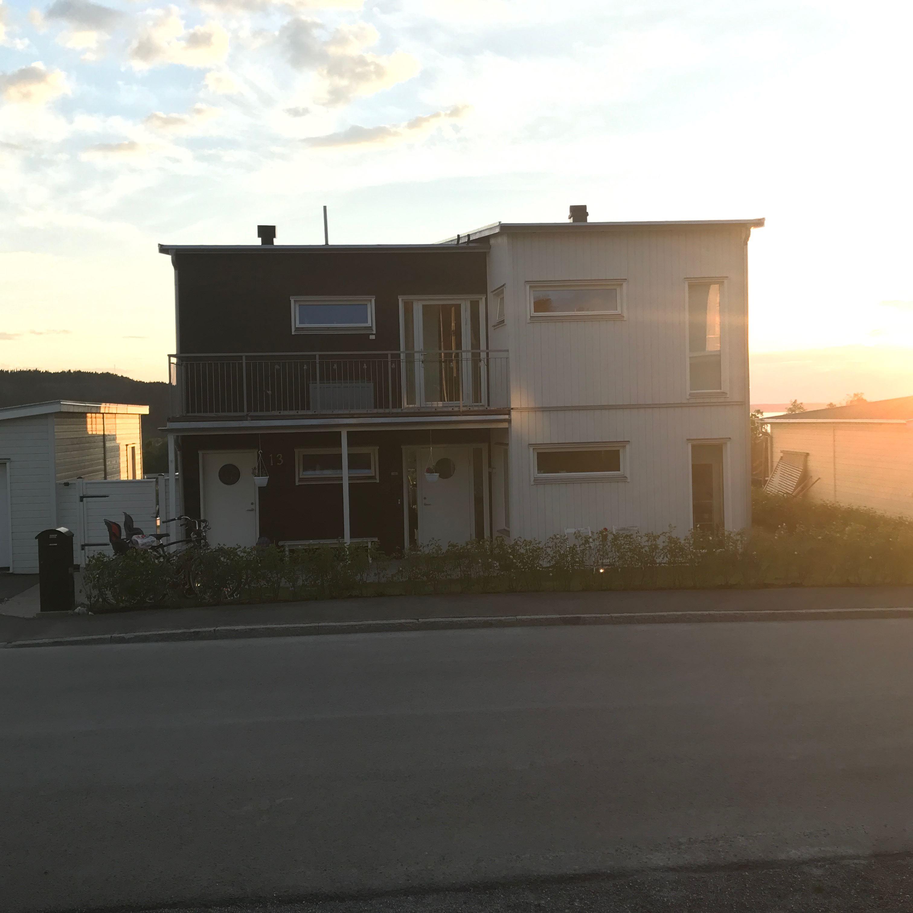 HV309 Villa nära skidstadion