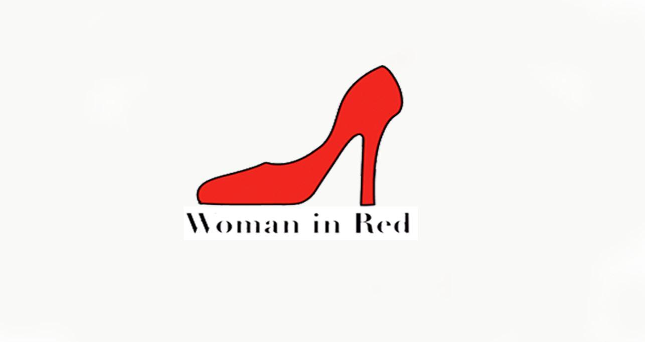 Woman in Red - Gävle