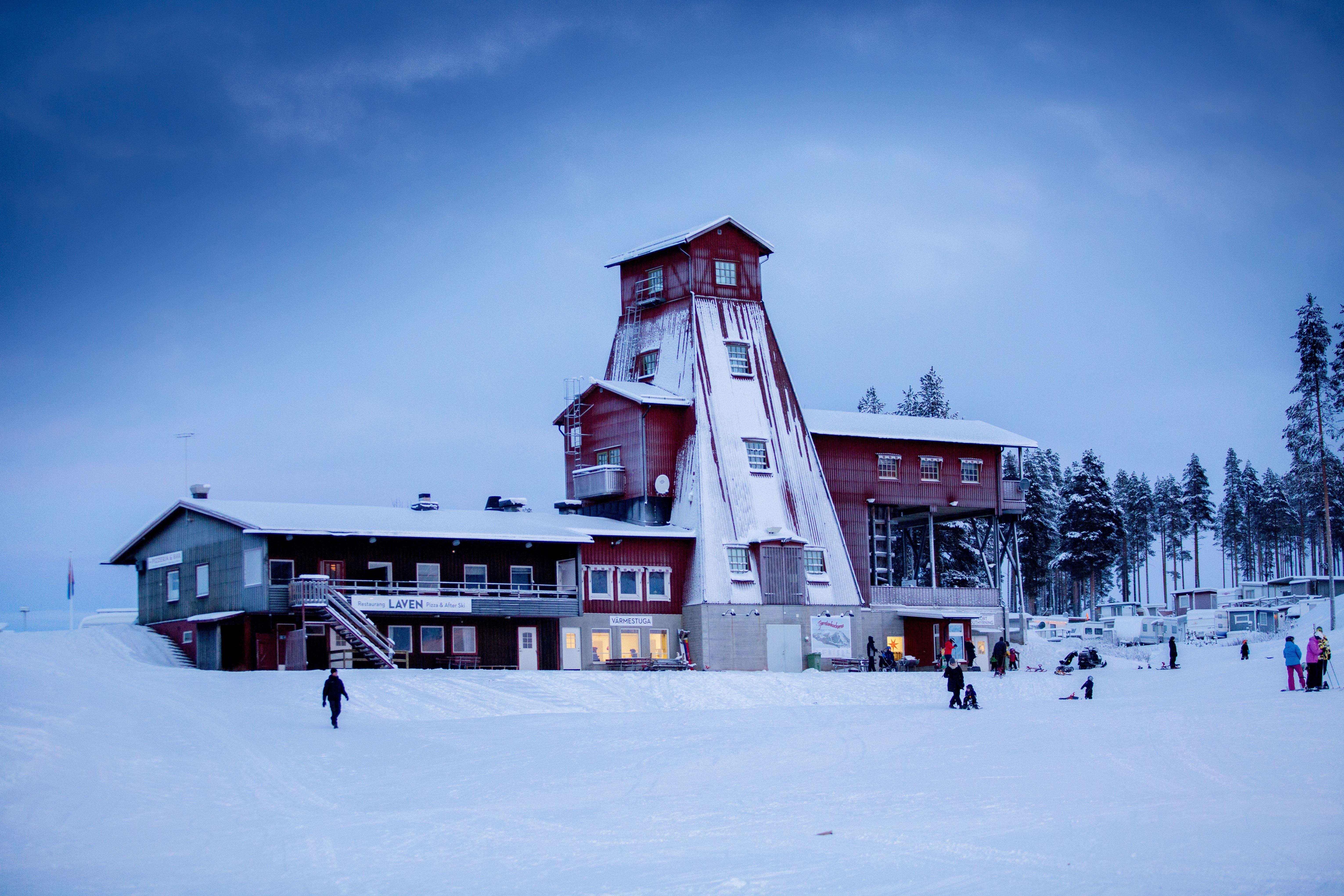 www.ricke.se,  © Malå kommun, Laven