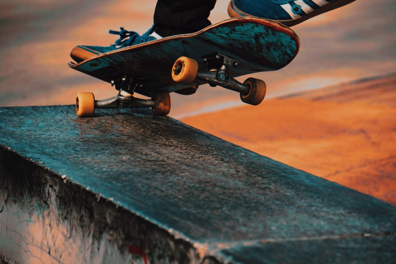 Testa på Skateboard & BMX på Drakstaden