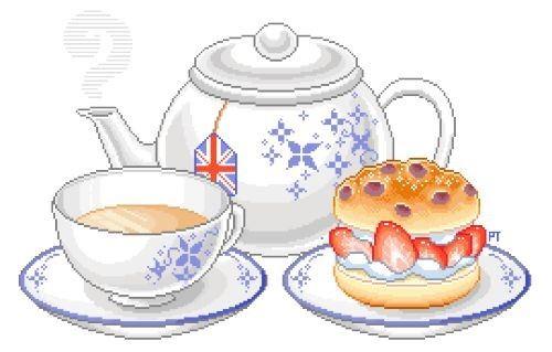 Afternoon Tea i Nogersund