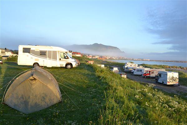 Midnattsol Camping,  © Midnattsol Camping, Midnattsol Camping - Camping