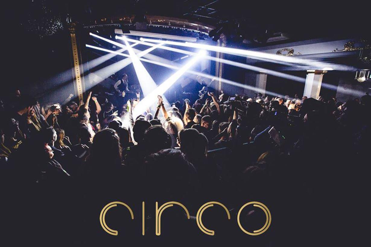 © Circo Karlskrona, Circo nightclub