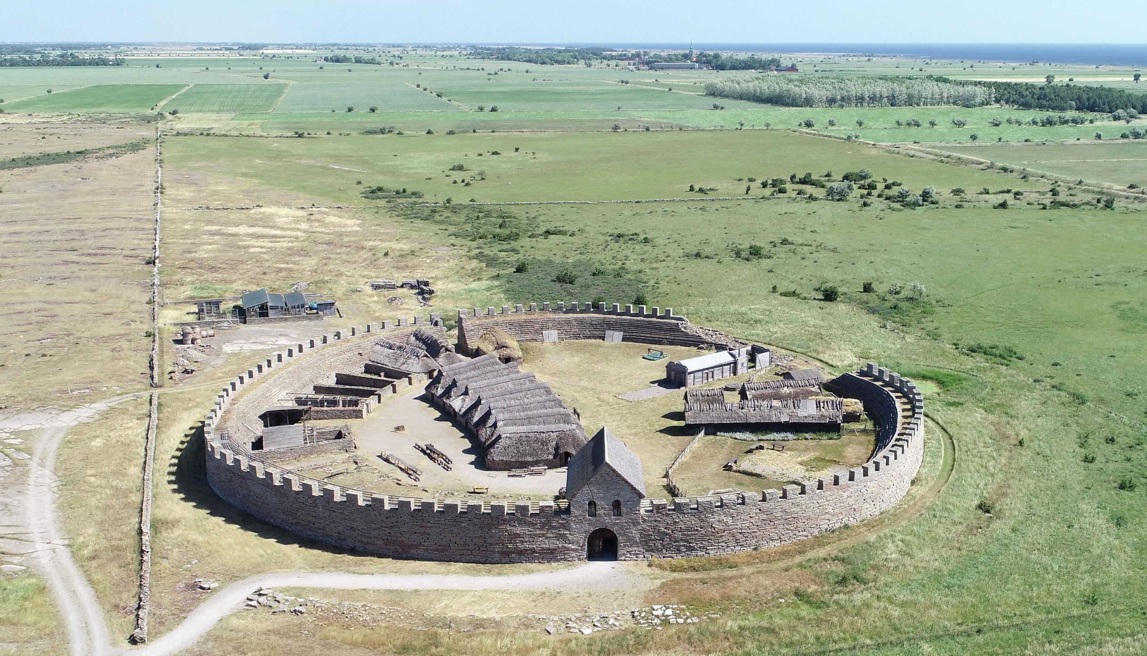 Eketorp fortress