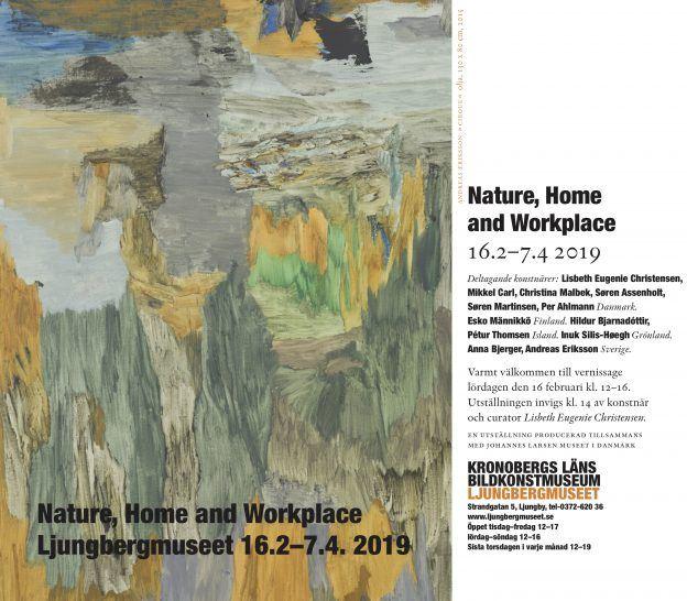 Ausstellung: Nature, Home & Workplace