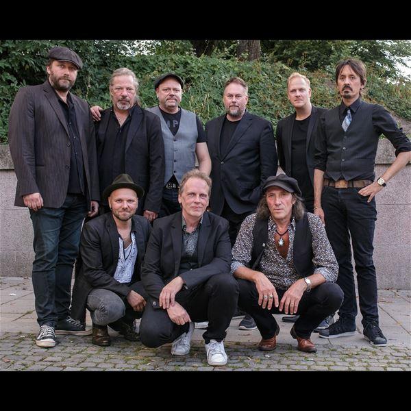 Peter Carlsson och Kjell Gustavsson Rhythm & Blues Orchestra