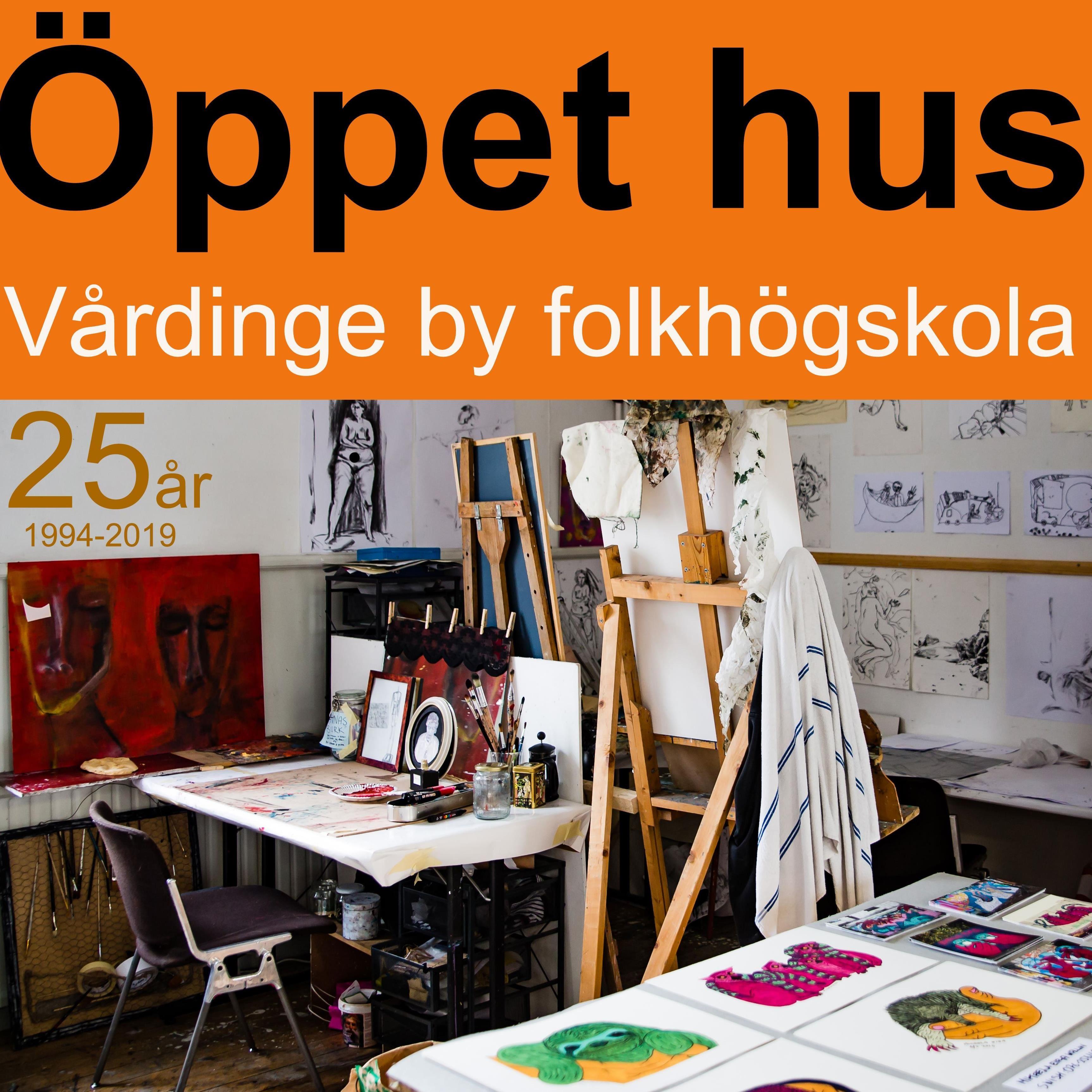 Öppet Hus Vårdinge By Folkhögskola