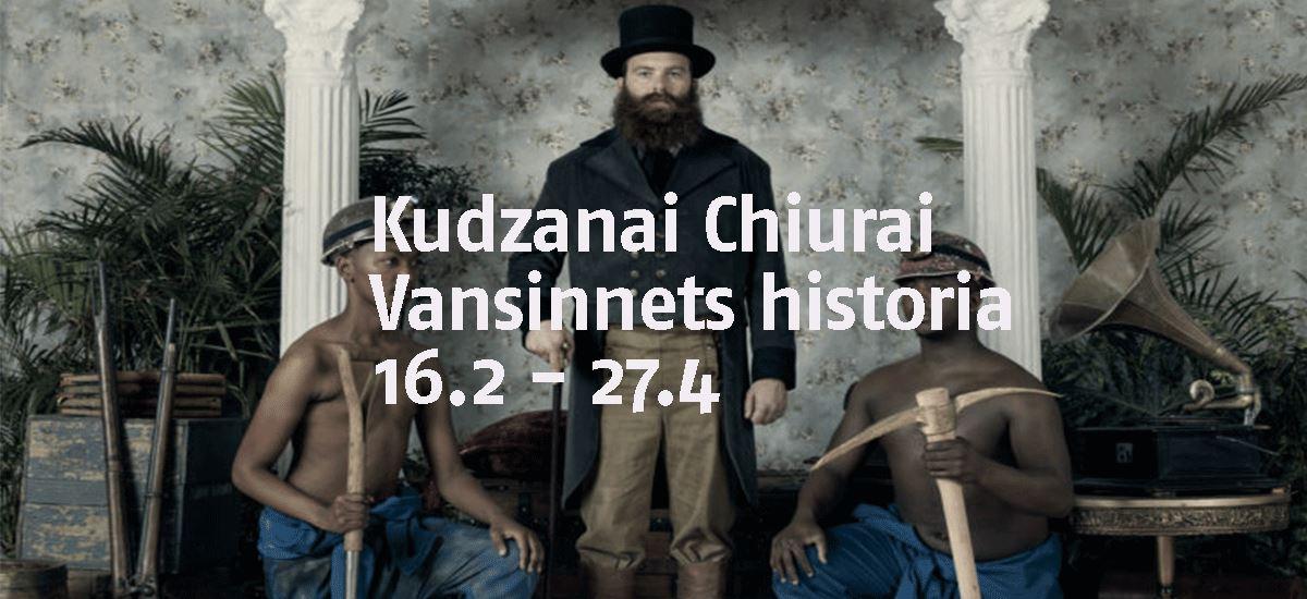 Utställning: Kudzanai Chiurai