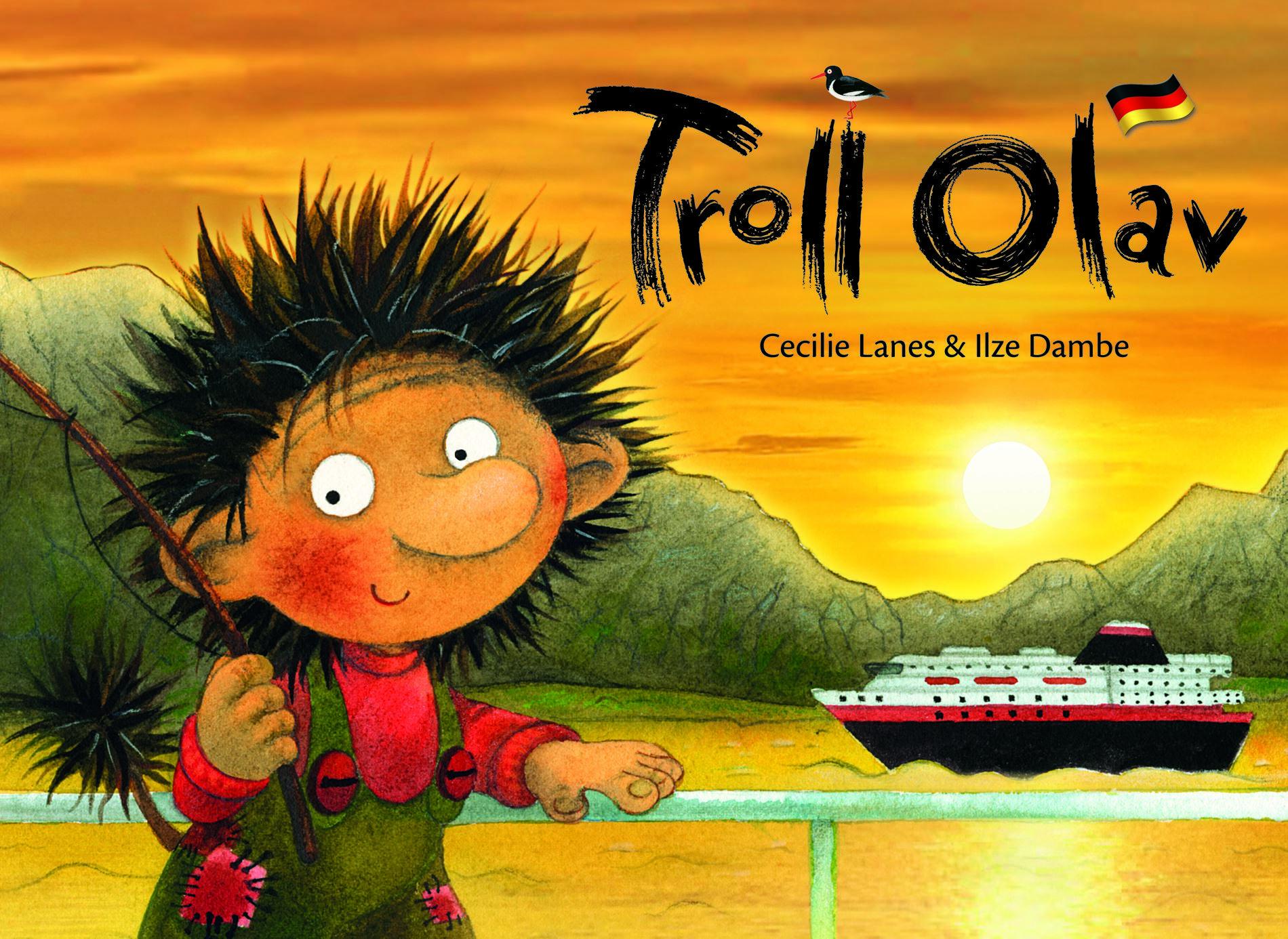 Troll Olav (på tysk)