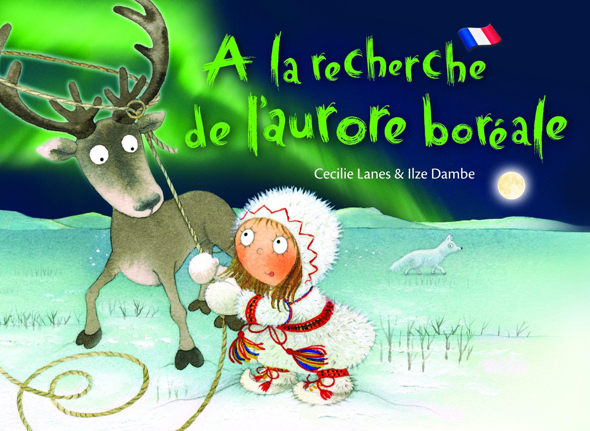 Jakten på nordlyset (fransk)