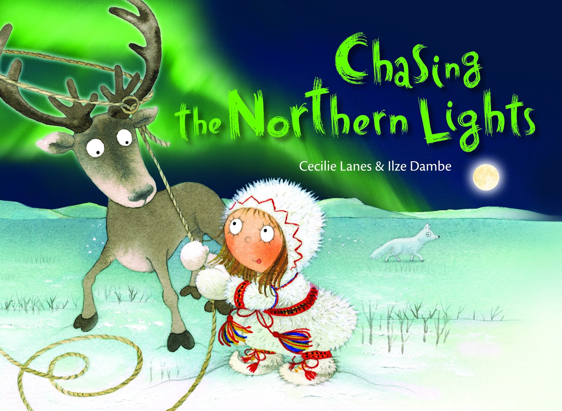 Chasing the Northern Lights (Norwegian version)