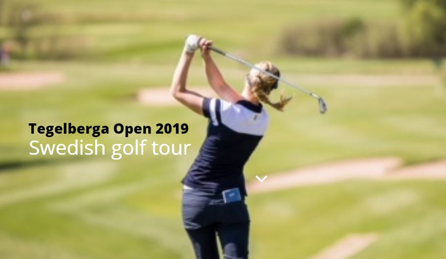 Tegelberga Open Swedish Golf Tour damer