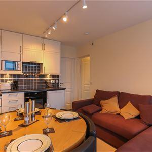 Dôme de Polset 614 > Appartement 4 personnes - 2 pièces + cabine - 2 Flocons Argent (Ma Clé IMMO)