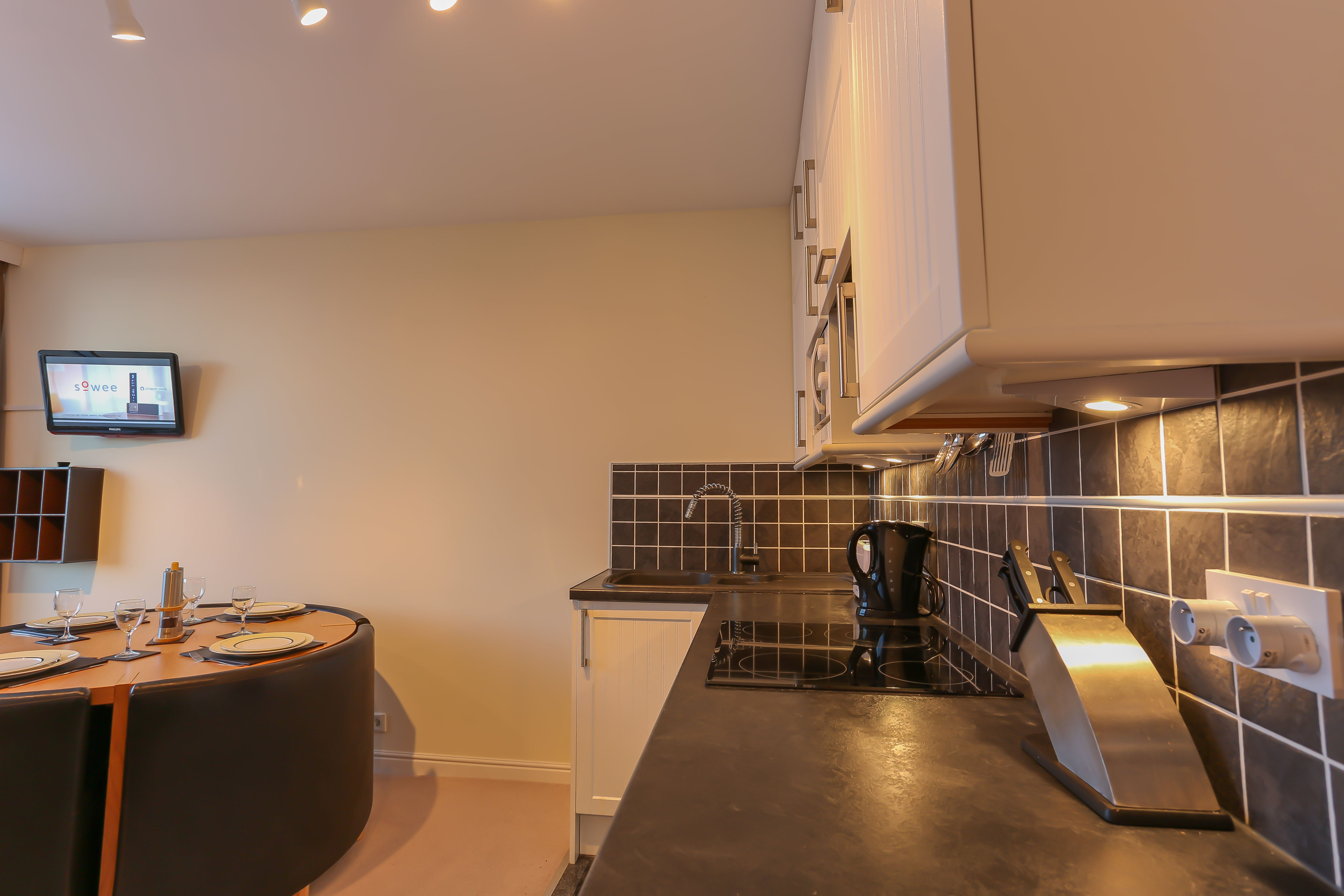 Dôme de Polset 614 > 4 persons apartment - 2 rooms + cabin - 2 Silver Snowflakes (Ma Clé IMMO)