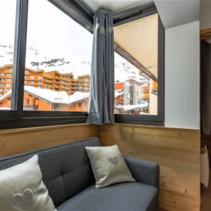 VANOISE 165 / APARTMENT 2 ROOMS CABIN 4 PERSONS - ADA