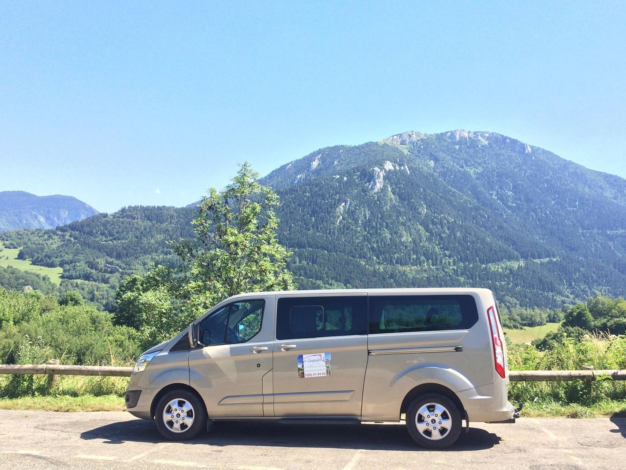 Excursions 1/2 journée en minibus avec guide conférencier - excursion partagée