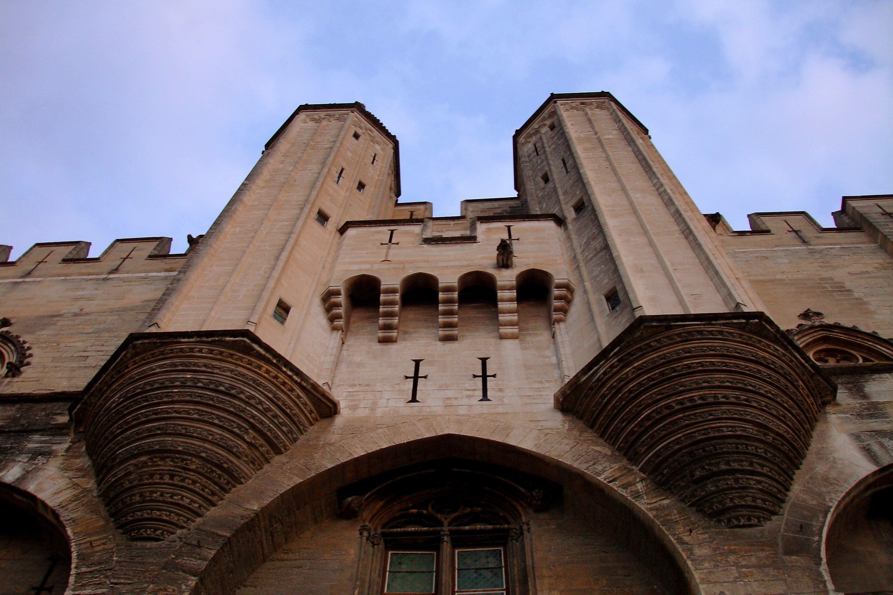 Avignon au temps des légats