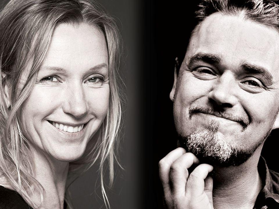 Musik: Jack Vreeswijk och Ebba Forsberg med Ångmaskinen