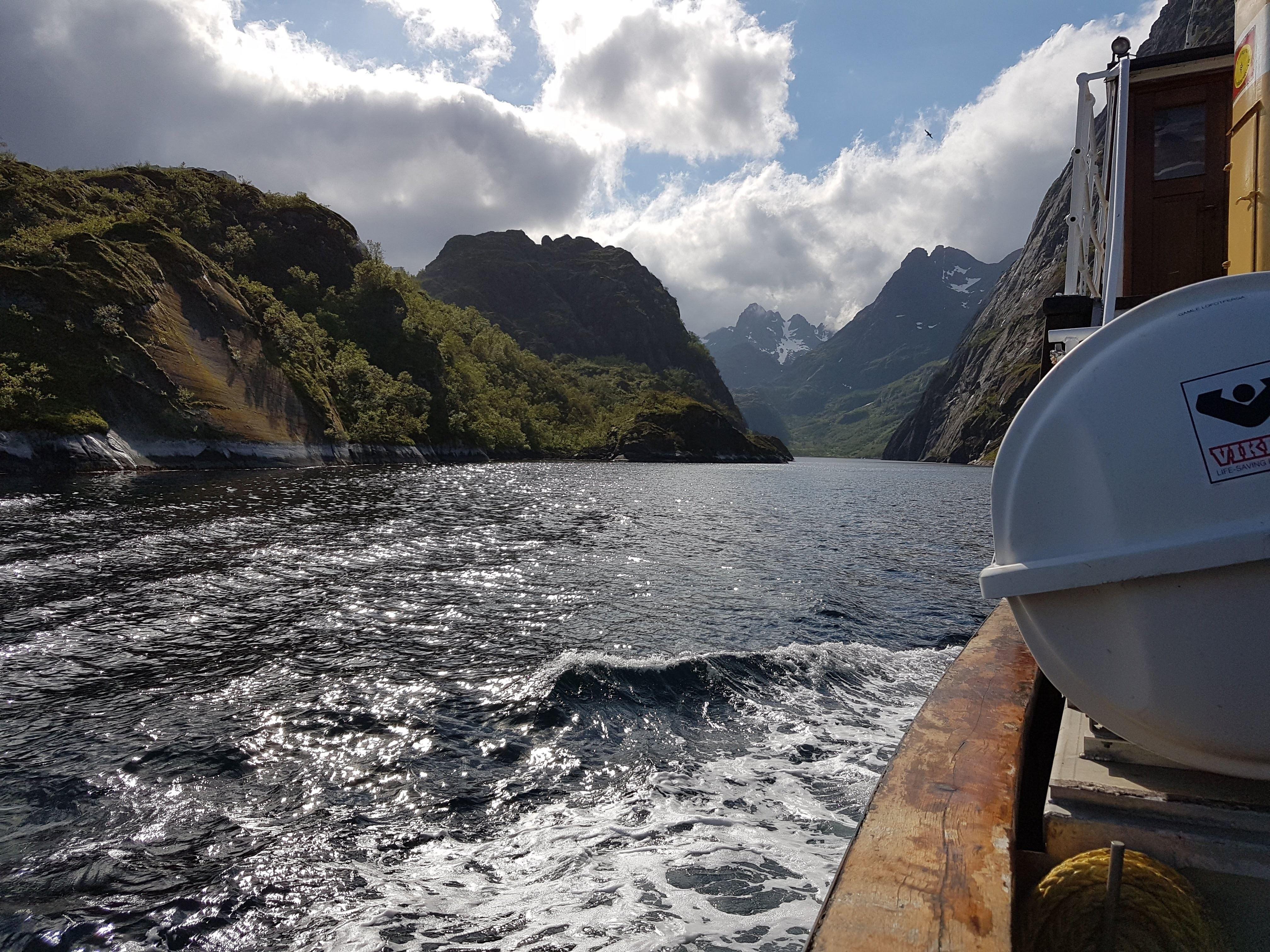 Lødingen Skyssbåtservice,  © Lødingen Skyssbåtservice, Lødingen Skyssbåtservice - Trollfjorden