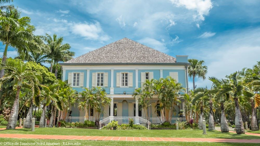 The Creole Villas of Saint-Denis