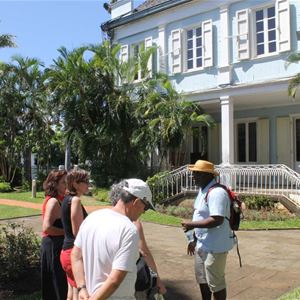 The Creole Villas of Saint-Denis