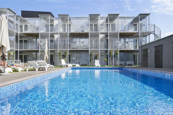 STF Visby Lägenhetshotell
